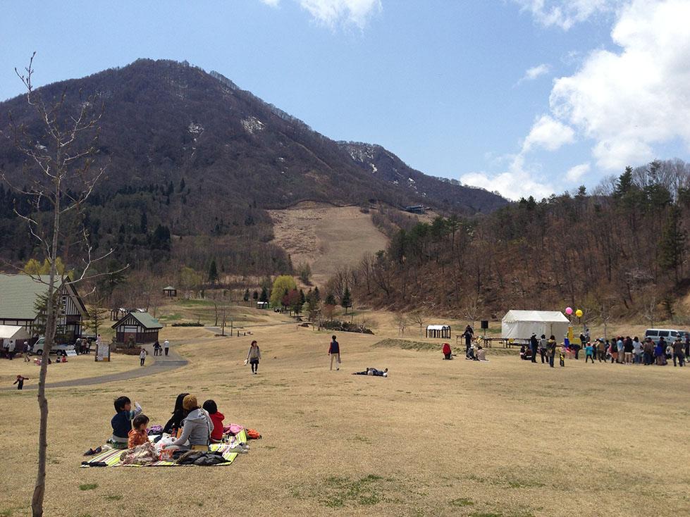 ゴールデンウィークのやまびこの丘公園は、イベントが盛りだくさん