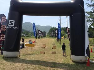 高社山登山マラソン