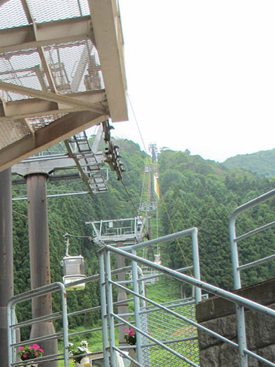真夏の野沢温泉再訪 2012