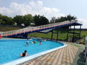 飯山市民プール