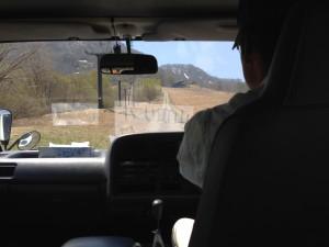 高社山展望山頂リフト
