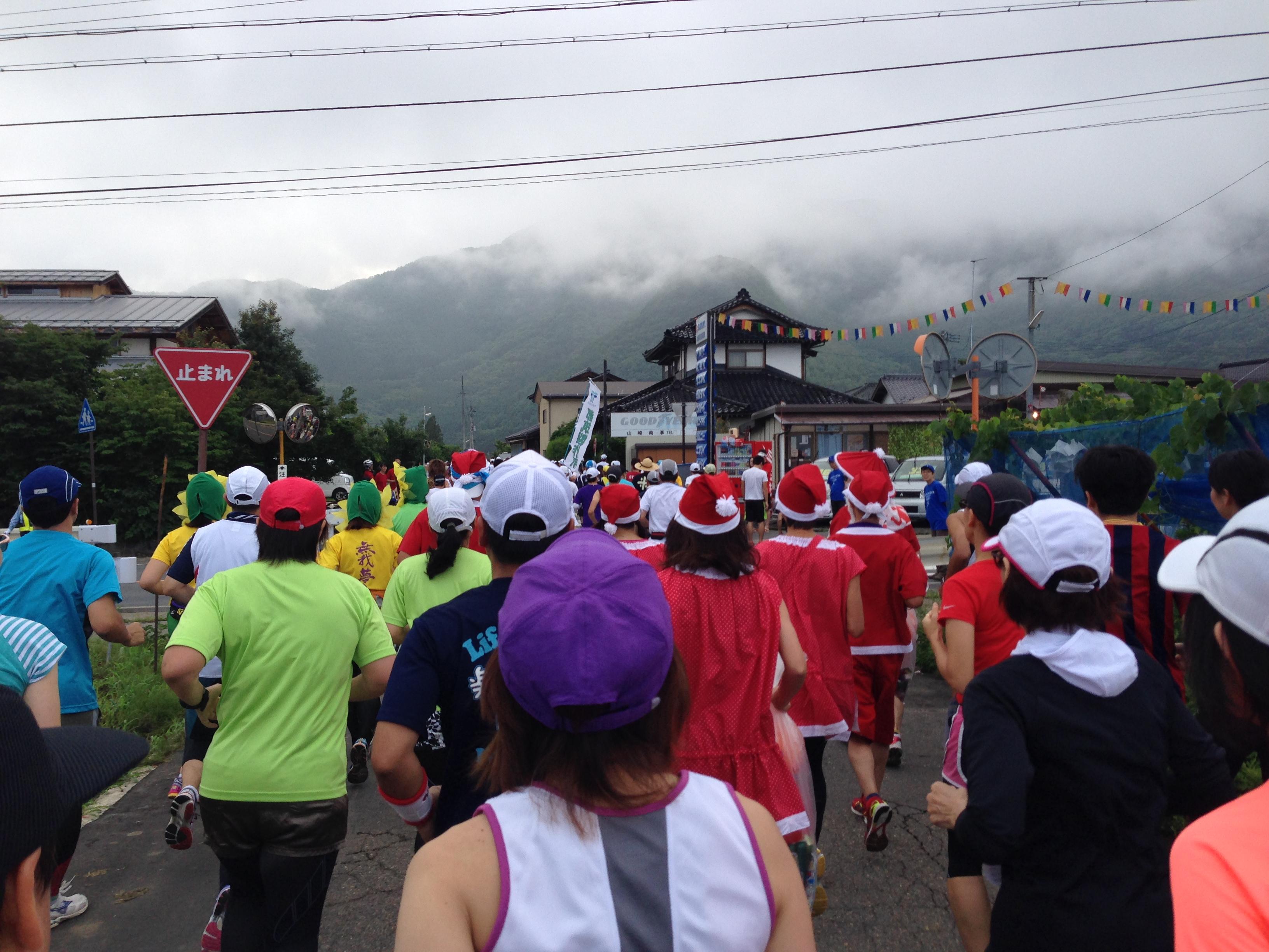 走るってこんなに楽しい! 第12回小布施見にマラソンに魅了されました