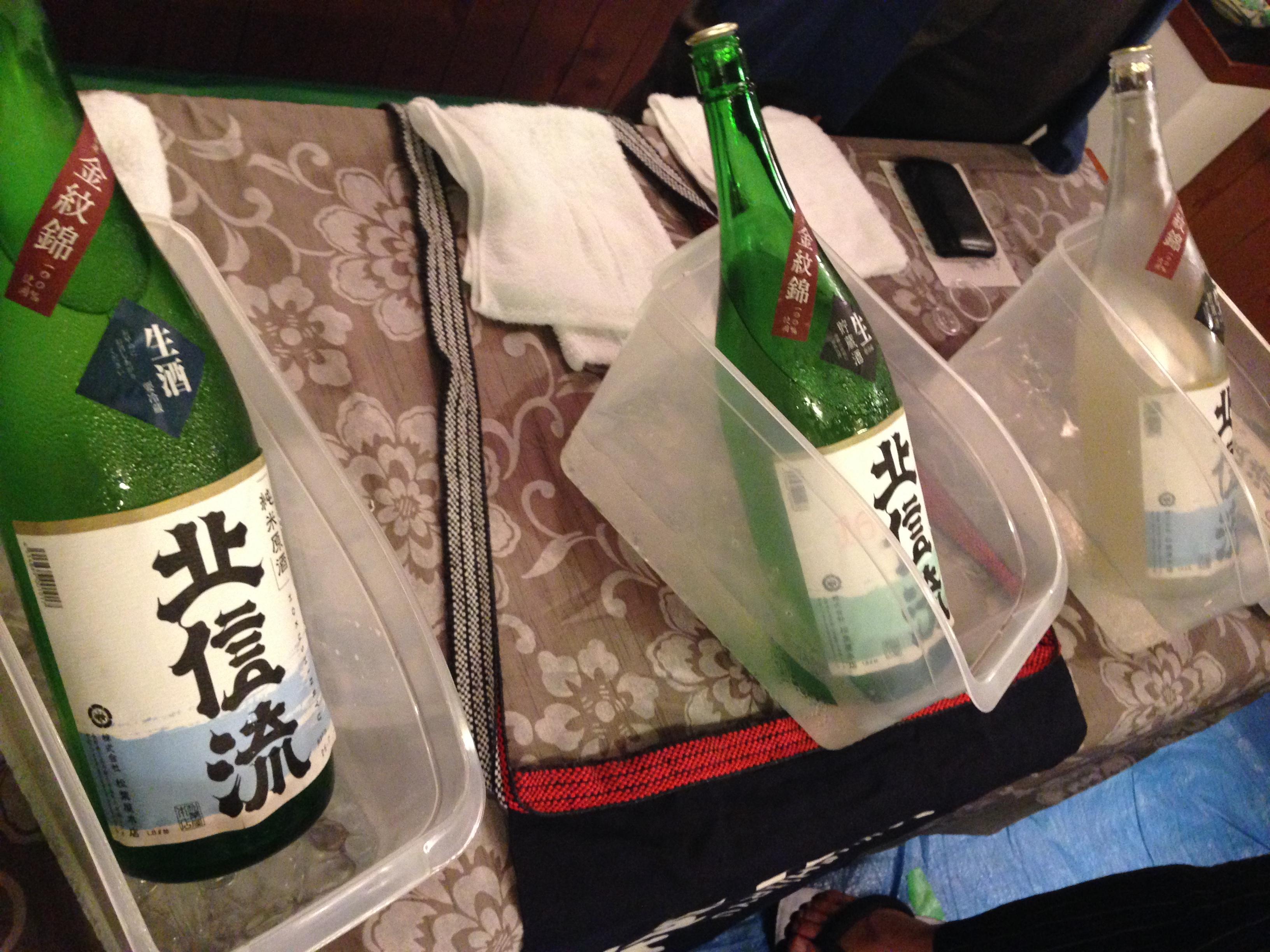 大長野酒祭り in yotsuya